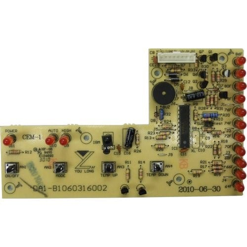 EdenPURE Heater Front Control Board | A4507