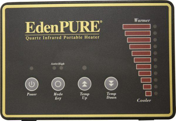 Edenpure Panel Circuit Board Cover & Silkscreen   A5044-rp
